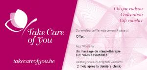 bon cadeau massage gratuit